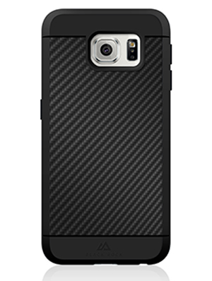 GS7 Material Case Real Carbon Black