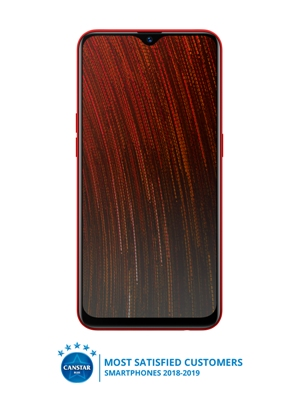 OPPO AX5s Red