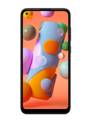 Samsung Galaxy A11 Black 32GB